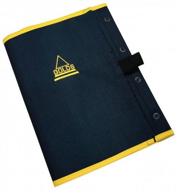 Ian Golds Large 3 Fold Rig Wallet jpeg