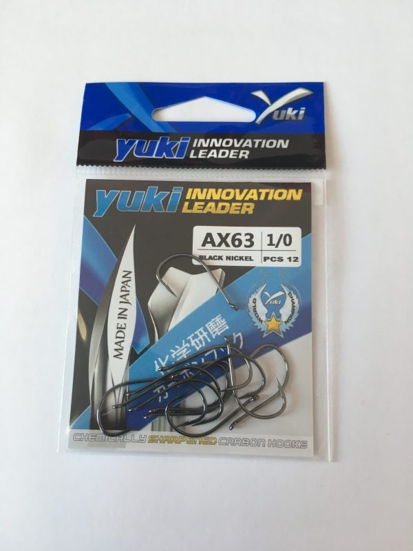 Yuki AX63 hook packet jpeg