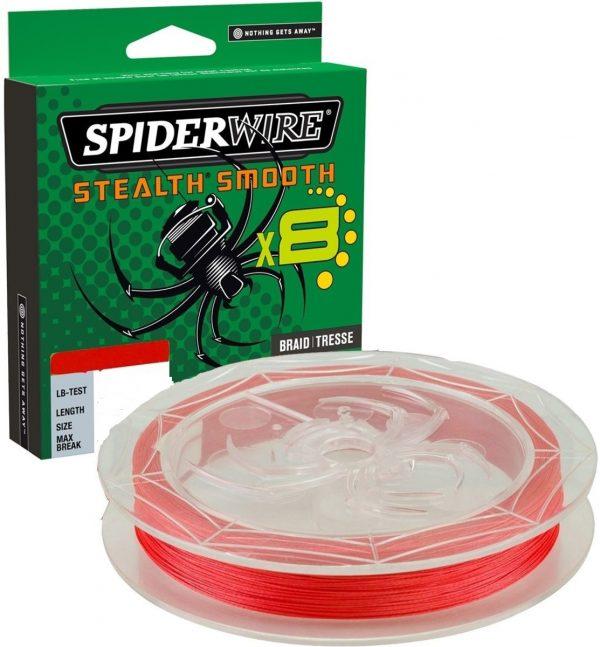 Spiderwire Stealth Smooth x8 Braid jpeg