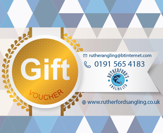 Rutherford's Angling Vouchers